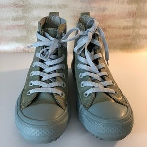 Converse Counter Climate Baby Blue Hi Top Sneakers